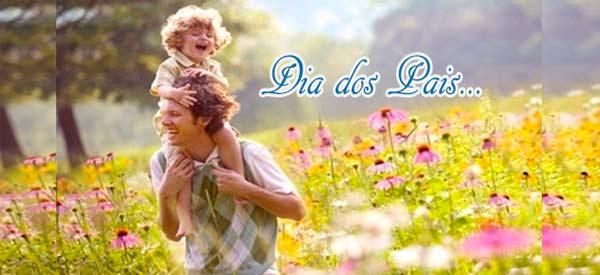 Flores e cestas para agradecer e retribuir no dia dos Pais!